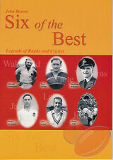 WAVELL WAKEFIELD (HARLEQUINS), JACKSON & WHITE ENGLAND RUGBY BOOK