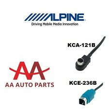 Alpine AI-NET IVA/CDA Aux In for Samsung HTC Huawei with Micro Usb Charger