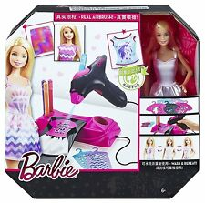 Barbie Airbrush Designer and Doll Fashion Collections Playset Kids Toy BRAND NEW