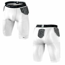 Nike Pro Combat Hyperstrong HIP Tail Football Compression Shorts 401934