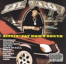Sittin' Fat Down South [PA] by Lil' Troy (CD ONLY)