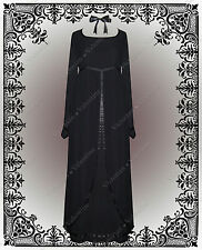 Steampunk Victorian Gothic Gown Medieval Fairytale Historical Clothing Dress 1X