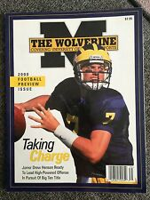 The Wolverine 2000 Football Preview Issue