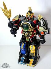 Mighty Morphin Power Rangers Deluxe thunderzord thunder megazord assault team