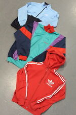 VINTAGE WHOLESALE ** NEW IN STOCK ** 80's 90's 00's Adidas Track Top Mix x 10