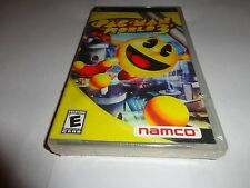 Pac-Man World 3 (Sony PSP, 2005) NEW