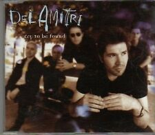 (CF809) Del Amitri, Cry To Be Found - 1998 DJ CD