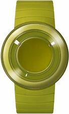 NEW odm MY01-3 Unisex Michael Young Reverse Double Tap Backlight Green Watch 30m