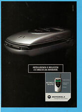 BELLEU002-PUBBLICITA'/ADVERTISING-2002- MOTOROLA V60 GPRS