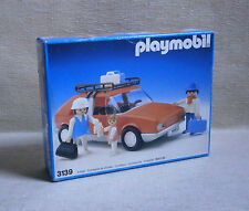 "PLAYMOBIL # 3139 "" Family Car "" MISB NEW CITY LIFE MADE IN W. GERMANY 1987 VTG"