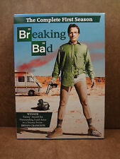Breaking Bad: The Complete First Season (DVD, 2009)