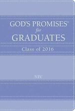 God's Promises for Graduates: Class Of 2016 [Lavender] by Jack Countryman...