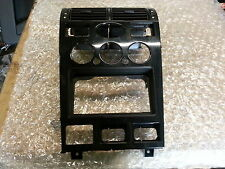 MONDEO MK3 01 - 03 BLACK FASCIA CENTRE CONSOLE SURROUND