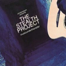 The Stealth Project- Various Artists (CD, 2000, Christine Lavin Records)(cd5192)