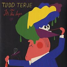 "NEW 12"" / Todd Terje - It's The Arps EP  / Olsen ‎– OLS001"