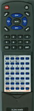 Replacement Remote Control for DENON 4990227009, RC240, DCD2700, RC-240