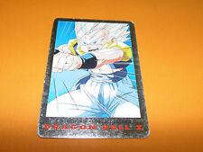 79 GOTRUNKS CARD DRAGON BALL Z SERIE 2 1989 BIRD STUDIO SHUEISHA TOEI