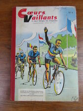 ALBUM COEURS VAILLANT No 4 (Nos 27 à 38) ANNEE 1958