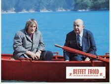 GERARD DEPARDIEU BERNARD BLIER BUFFET FROID 1979 VINTAGE LOBBY CARD ORIGINAL #7