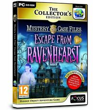Mystery Case Files: Escape from Ravenhearst - The Collector's Edition (PC DVD)
