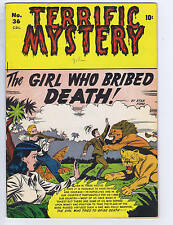 Terrific Mystery #36 Bell Features  CANADIAN EDITION