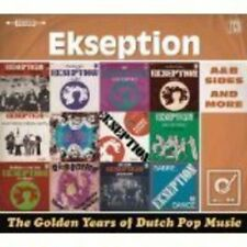 Golden Years Of Dutch Pop Music - Ekseption (2015, CD NIEUW)2 DISC SET