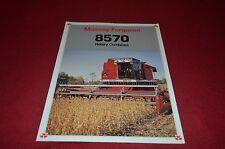Massey Ferguson 8570 Rotary Combine Dealers Brochure YABE10 ver4