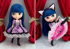 Takara Tomy CWC Neo Blythe Doll Can Can Cat Free Shipping 1/6 Fashion Doll