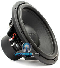 "SKAR AUDIO VVX-15 V2 D4 15"" 600W RMS DUAL 4-OHM CAR SUBWOOFER BASS SPEAKER NEW"