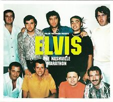 Elvis Presley THE NASHVILLE MARATHON - FTD 18 New & Sealed  NOW DELETED!