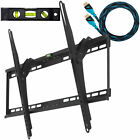 LCD LED Flat Screen Panel Tilt TV Wall Mount Bracket 32 40 42 46 47 50 52 55 60
