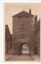 Southampton, West Gate Postcard, A982