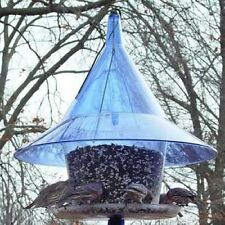 AURDALE MANDARIN SKY CAFE ARUNDALE SQUIRREL PROOF BIRD FEEDER BLUE AR360B