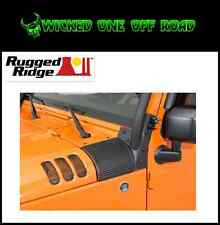Rugged Ridge 11651.18 Cowl Body Armor 07-15 Jeep Wrangler JK - Sold in Pairs