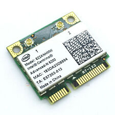 INTEL 6200 ADVANCED-N DUAL BAND 2.4/5Ghz 622ANHMW Wireless WiFi CARD DELL 2GGYM