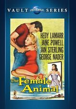 THE FEMALE ANIMAL  (1958 Hedy Lamarr) - Region Free DVD - Sealed