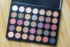 Genuine Morphe Brushes 35F Fall InTo Frost Eyeshadow Pro Palette Nature Glow New