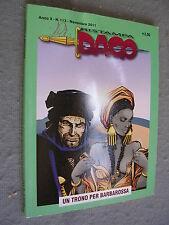 DAGO RISTAMPA # 113 - NOVEMBRE 2011 - EDITORIALE AUREA - EURA - QUASI OTTIMO