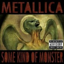 "METALLICA ""SOME KIND OF MONSTER"" CD NEUWARE"
