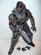 "Halo Reach Square Enix Kai Play Arts **NOBLE SIX 6** 10"" Figure 100% Complete!!!"