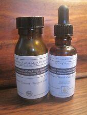 Organico Rosa Canina, albicocca, lampone, VIT E, Rose & alghe viso olio e Viso Scrub