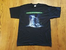 Godzilla Men's XL Black T-Shirt Taco Bell Pepsi TriStar Movie 1998 VTG RARE 90s