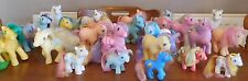 Vintage My Little Pony Lot 25 Ponies Euro Exclusive Baby Bubbles Drummer
