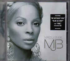 Mary J Blige-The Breakthrough cd Album