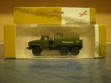 Herpa Minitanks LKW Ural Tankwagen Trinkwasser