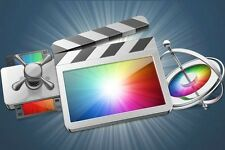 Final Cut Pro X 10.3 + Compresor & Motion + incluye video de capacitación