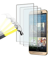 3 x Panzerfolie HTC One M9 Plus Panzer TPU Display Bruchschutzfolie Klar Folie