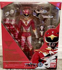 SH FIGUARTS JETMAN RED HAWK  NO CANNON PARTS INCLUDED!  READY TO SHIP!
