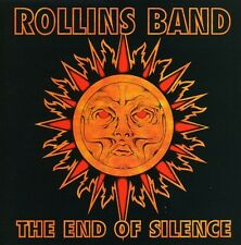 End Of Silence - Rollins Band (1995, CD NIEUW)