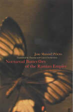 Nocturnal Butterflies of the Russian Empire,Jose Prieto,New Book mon0000003347